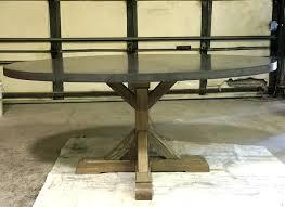 Pedestal Bases For Dining Tables Inspiring Pedestal Dining Table Base Oval Transition In