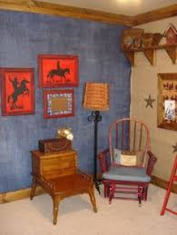 Western Baby Nursery Decor Decorating A Budget Cowboy Room Cowboys Bedrooms And Room