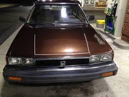 vintage honda accord curbside classic 1983 honda accord u2013 honda revolutionizes the us