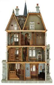 04 Fs 152 Victorian Barbie by Whoa I Love This Rustic Design Tiny World Pinterest Doll