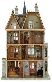 whoa i love this rustic design tiny world pinterest doll