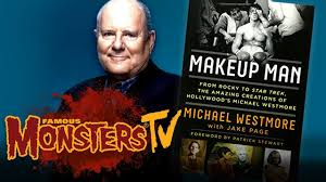 westmore makeup school book review of michael westmore s makeup monsters