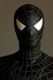 review u2013 medicom 12 u2033 black spiderman 3 movie version swftoys