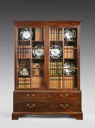 Mahogany Bookcases Uk George Ii Period Mahogany Bookcase 348421 Sellingantiques Co Uk
