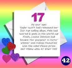 17th birthday birthday