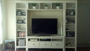 Living Room Cabinet Design by Furniture Exciting White Ikea Hemnes Bookcase For Office Room