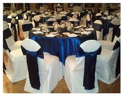 royal blue chair covers posh peony los angeles and orange county luxury wedding floral