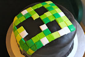 minecraft cake paddle attachment