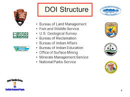 bureau service national introduction to the department of the interior senior executive