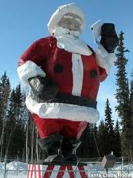 santa clause pictures santa claus house and santa pole alaska