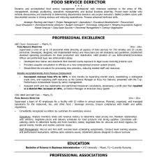 18 server resume responsibilities leading professional client