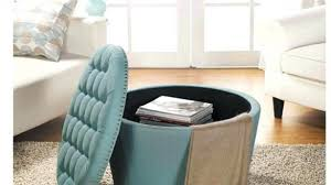 Ottoman Storage Coffee Table Cushion Coffee Table With Storage New Home Designs Intended For