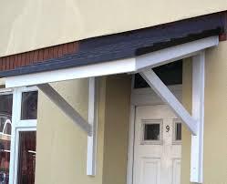 Plastic Door Canopy grp overdoor canopies door canopies the canopy shop