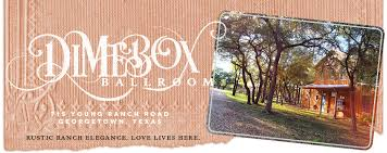 dimebox ballroom vintage rustic wedding event venue serving - Georgetown Wedding Venues