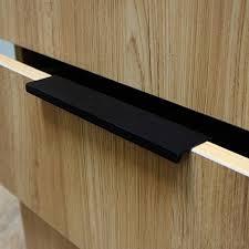 kitchen cabinet door knobs black pin on creek