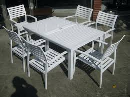 Steel Or Aluminum Patio Furniture Steel Patio Table Plans Aluminum Vs Steel Frame Patio Furniture