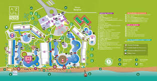 Map Of Cancun Mexico by Azul Sensatori Mexico Resort Travel By Bob