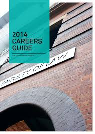 2014 careers guide by uts law students u0027 society issuu