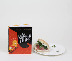 cuisine doyon the sandwich thief andré marois doyon 9781452146591