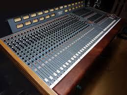 Recording Studio Mixing Desk by Halcyon Recording Studio In Ireland Halcyon Studios
