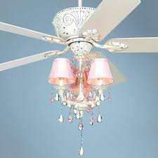 Pink Chandelier Light Ceiling Fan Diy Ceiling Fan Chandelier Combo Chandelier Ceiling