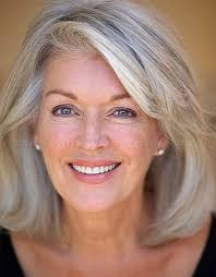 haircuts for women over 50 gray 40 stylish and natural taper haircut gray woman hairstyles and
