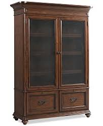 Small Bookcase With Doors Dining Room Tables Macy U0027s