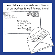snail mail u2026the best camp lincoln u0026 camp lake hubert minnesota
