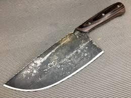 Becker Kitchen Knives Thin Kitchen Knife Bladeforums Com