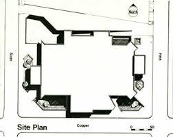 Public Library Floor Plan by Albuquerque Public Library Albuquerque Modernism