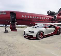 bugatti chiron that matches your private jet cars yachts and