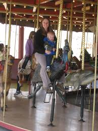 angie u0026 nathan pennock carousel at denver zoo