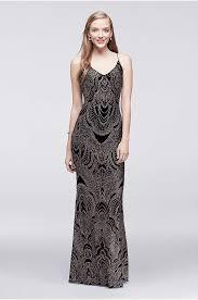 black special occasion dress davidsbridal