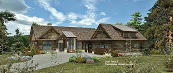 log homes floor plans floor plans hybrid log homes page 1