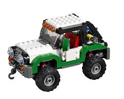 lego army jeep amazon com lego creator 31037 adventure vehicles building kit
