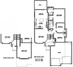 bi level home plans baby nursery split level plan split level house floor plans