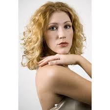 can hair be slightly curly or wavy how to prepare hair for a perm our everyday life