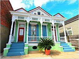 new orleans colorful houses 36 best new orleans homes images on pinterest shotgun house new