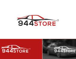 porsche 944 logo design a logo for porsche 944 website 944store com 94four com