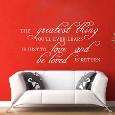 Bedroom Wall Stickers Sayings Online Get Cheap Learning Wall Decals Aliexpress Com Alibaba Group