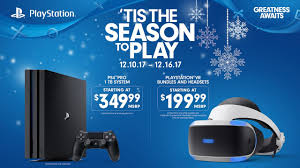 ps4 pro sold out until after christmas says amazon uk sony temporarily cuts price of ps4 pro psvr for christmas push square
