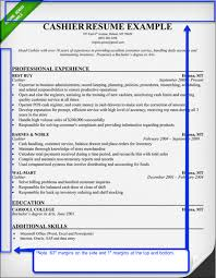 Experience On A Resume Resume Aesthetics Font Margins And Paper Guidelines Resume Genius