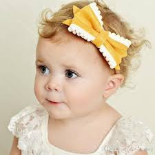 newborn hair bows new baby tooth edge bow headband kids newborn hair bows