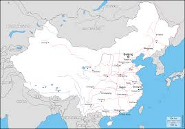 Kunming China Map by China Free Map Free Blank Map Free Outline Map Free Base Map