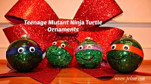 diy turtle ornaments