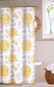 White Shower Curtains Fabric Nicole Miller Shower Curtain Fabric 72 X 72