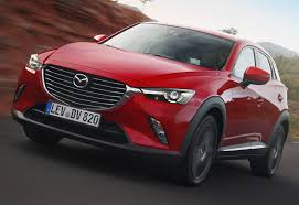 mazda japanese to english mazda cx 3 to be built in thailand to meet demand