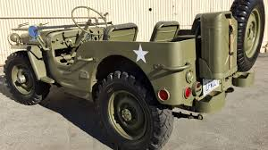 ford military jeep 1950 ford gpw t151 anaheim 2015