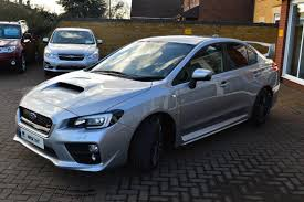 sti subaru 2017 used 2017 subaru wrx sti type uk for sale in cambridgeshire