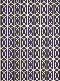 Drapery Material Crossword Cobalt Blue Upholstery Fabric By The Yard By Greenapplefabrics